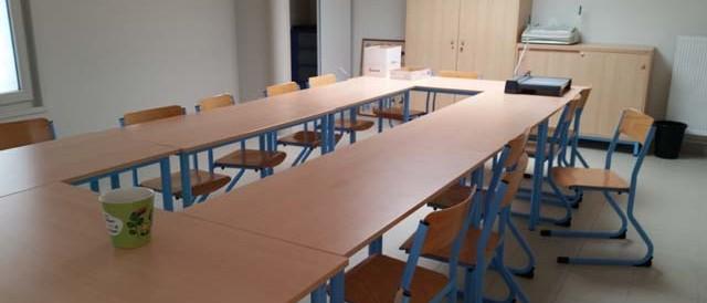 Salle des enseignants