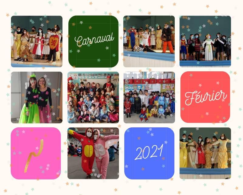 février 2021 carnaval