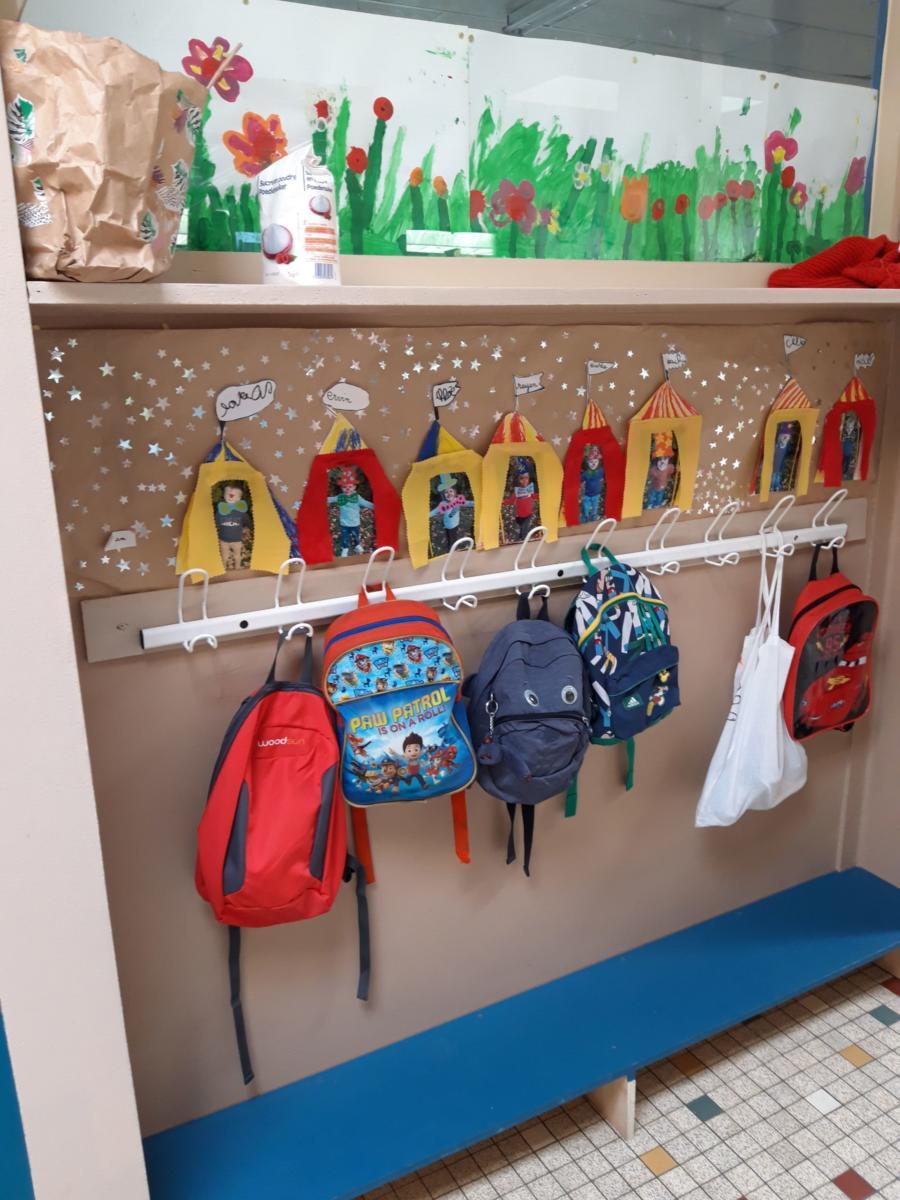 1-couloir maternelle